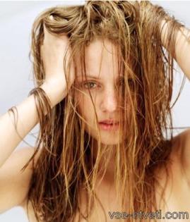 жирные волосы_jirnie volosi